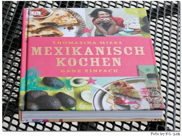 Inside7 und ein wenig k chen lekt re terraginas blog for Mexikanisch kochen