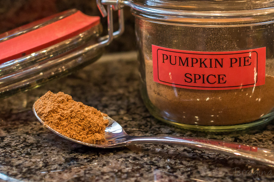 pumpkin pie spice terraginas blog. Black Bedroom Furniture Sets. Home Design Ideas